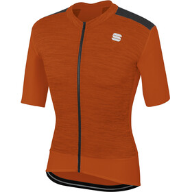 Sportful Supergiara Jersey Heren, sienna
